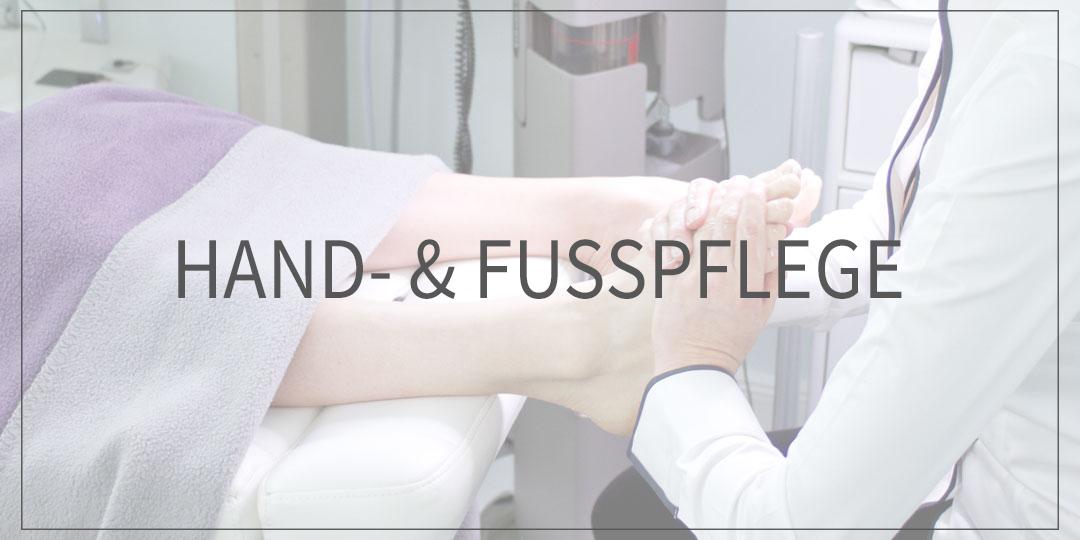 Hand & Fusspflege